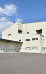 JAおやま思川カントリーエレベーター 栃木県小山市 用途:農業用施設