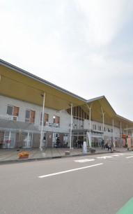 道の駅「思川」 栃木県小山市 用途:道路休憩施設