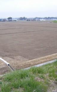 下野市ほ場・水路整備工事 栃木県下野市 土地改良工事