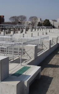 汚水処理場施設工事 栃木県栃木市 汚水処理施設