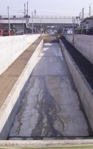 JR立体アンダーパス整備工事 栃木県小山市 道路改良工事